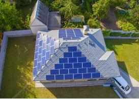 Сетевая солнечная электростанция мощностью 15 кВт г. Бердычев 2