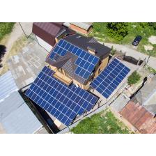 Сетевая солнечная электростанция мощностью 30 кВт г. Бердычев 3