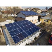 Сетевая солнечная электростанция мощностью 15 кВт г. Житомир
