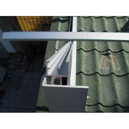 Сетевая солнечная электростанция в Крыму мощностью 10 кВт