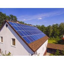 Сетевая солнечная электростанция мощностью 15 кВт, с. Крюковщина
