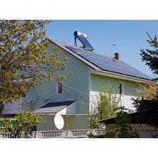 Сетевая солнечная электростанция мощностью 5 кВт г. Киев