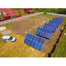 Сетевая солнечная электростанция мощностью 18,7 кВт, с. Погребы