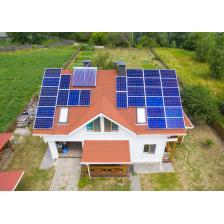 Комплексное решение - сетевая солнечная электростанция 6 кВт под зелёный тариф + гелиосистема для ГВС