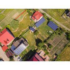 Сетевая солнечная электростанция мощностью 30 кВт, Черкасская обл