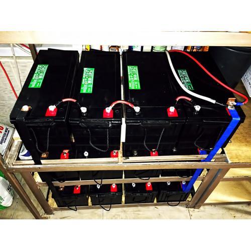 Солнечная система автономного энергообеспечения частного дома