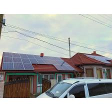 Гибридная солнечная станция мощностью 10 кВт, г. Вилково