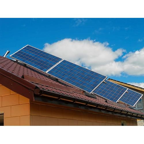 Автономная солнечная электростанция с. Колонщина