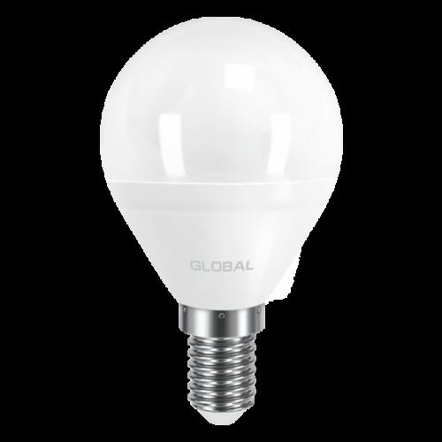 GLOBAL G45 F 5W мягкий свет 220V E27 AP (1-GBL-143)