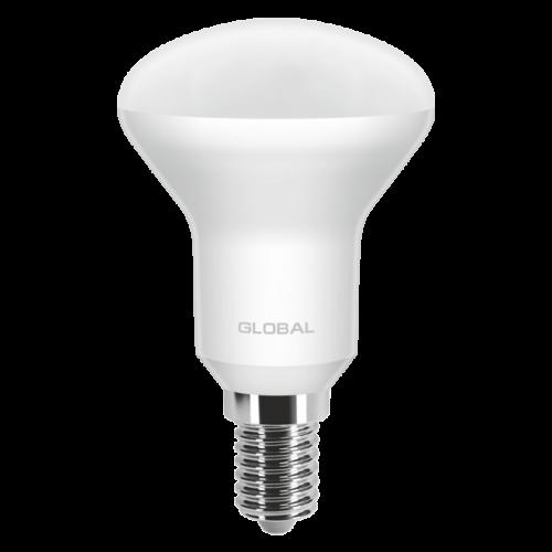 GLOBAL R50 F 5W яркий свет 220V E14 (1-GBL-154)