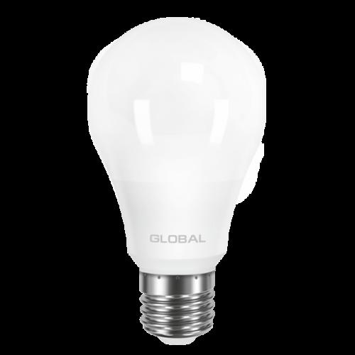 GLOBAL A60 8W мягкий свет 220V E27 AL (1-GBL-161)