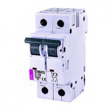 Автоматический выключатель ETIMAT 6 2p C10