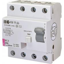 Дифференциальное реле EFI-4AC 25/0.3