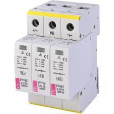 Ограничитель перенапряжения ETI ETITEC C T2 PV 1000/20 для солнечных батарей