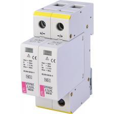 Ограничитель перенапряжения ETI ETITEC C T2 PV 550/20 для солнечных батарей