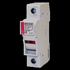 Разъединитель ETI EFH 10 DC 1p для цилиндрических предохранителей 10х38 DC