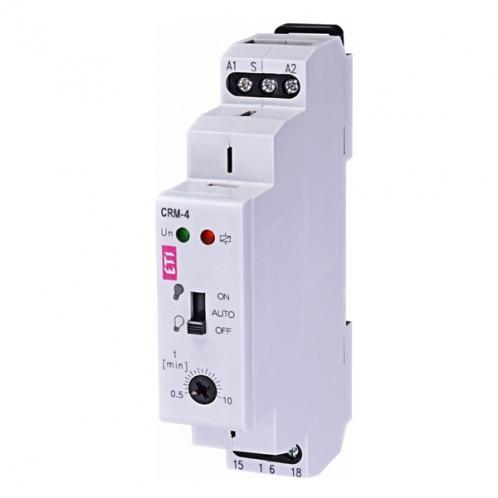Реле управления лестничным освещением CRM-4 230