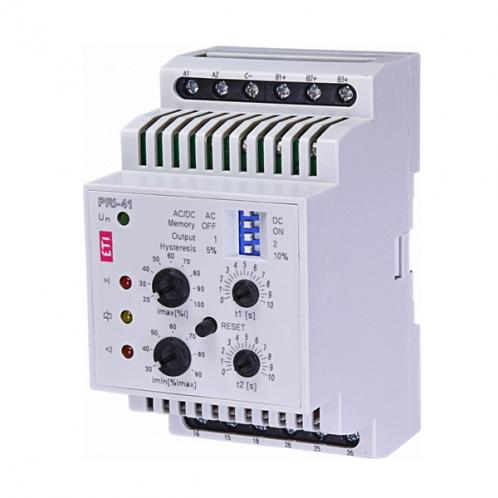 Реле контроля тока PRI-41 24