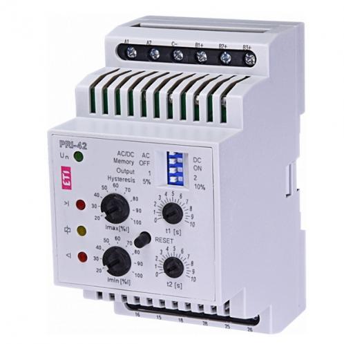 Реле контроля тока PRI-42 24