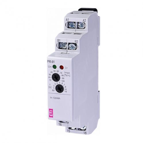 Реле контроля тока PRI-51/8