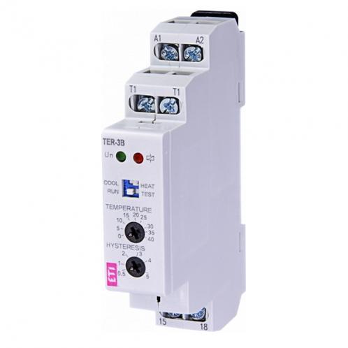 Реле контроля температуры TER-3В