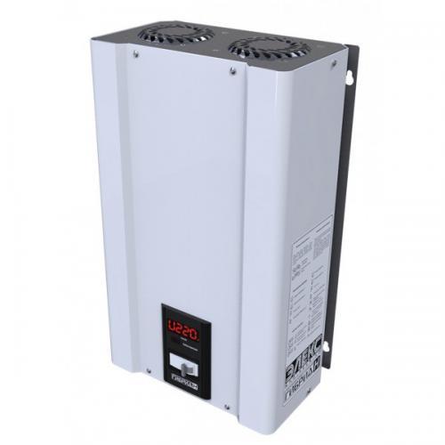 Стабилизатор напряжения однофазный бытовой ЭЛЕКС ГИБРИД 9-1/32А V2.0