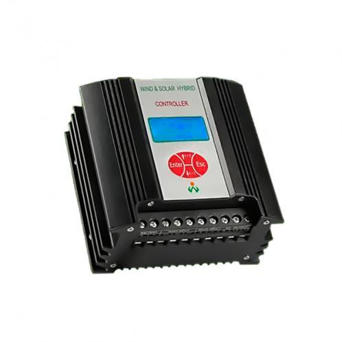 Гибридный контроллер заряда WWS0412 с функцией температурной компенсации