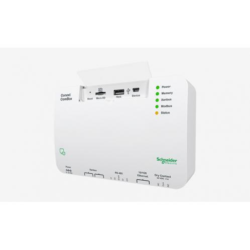 Панель управления системой Schneider Electric CONEXT COMBOX