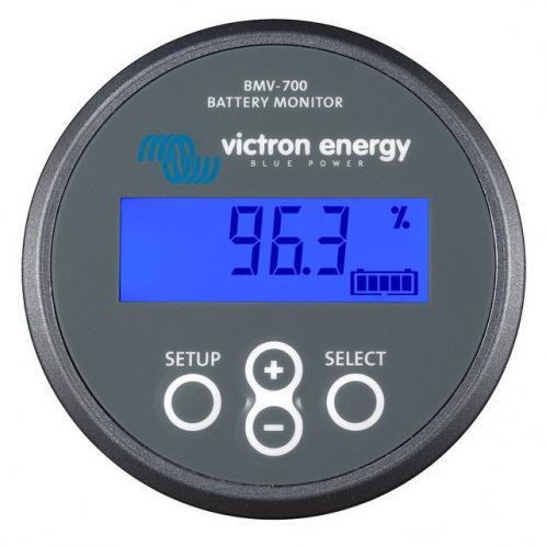 Мониторинг АКБ Battery Monitor BMV-700