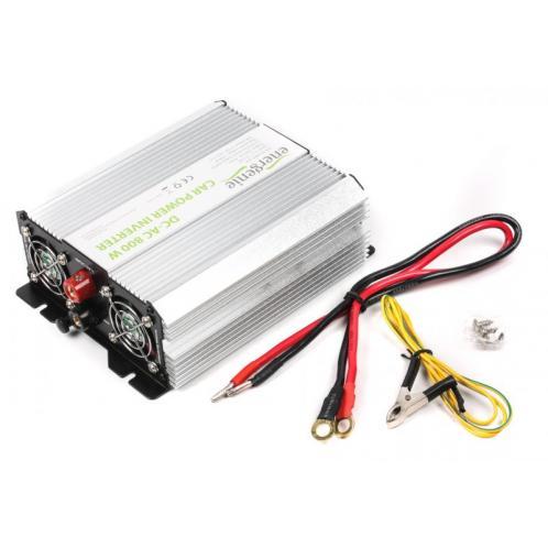 Инвертор EnerGenie EG-PWC-035, 1200 Вт / 12В-220В