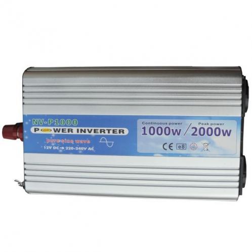 Инвертор NV-P  1000/12-220 1000 Вт / 12В
