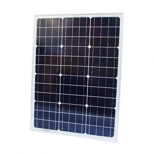 Солнечная батарея AXIOMA energy AX-50M, монокристалл 50 Вт / 12 В