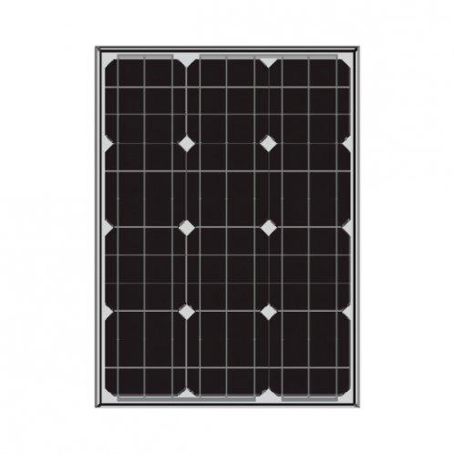 Солнечная батарея ECsolar ECS-50M36 50 Вт / 12В