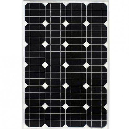 Солнечная батарея Perlight Solar PLM-50M, 50 Вт / 12В