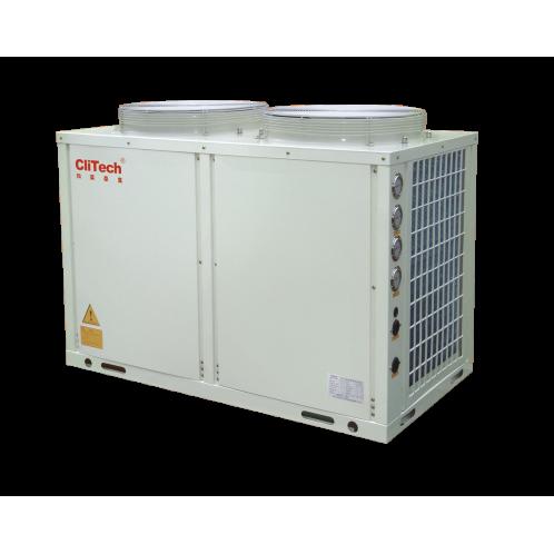 Тепловой насос Clitech CAM-28XB (воздух-вода, 27 кВт)