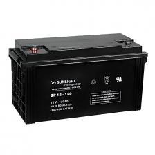 Аккумуляторная батарея SunLight SРb 12-120