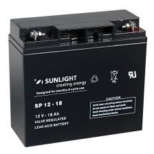 Аккумуляторная батарея SunLight SPb 12-18
