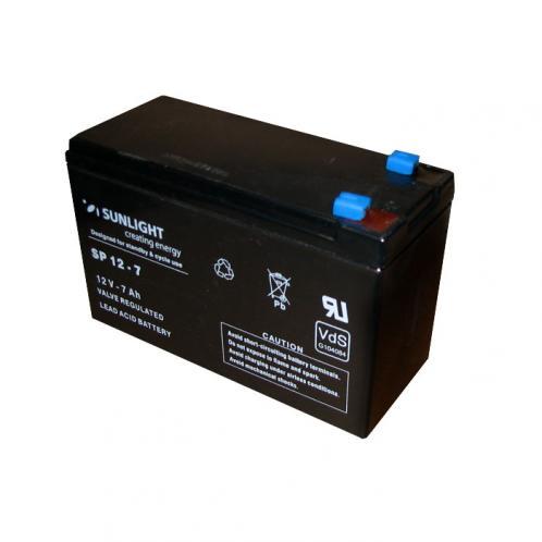Аккумуляторная батарея SunLight SPb 12-7