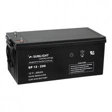 Аккумуляторная батарея SUNLIGHT SPb 12-200