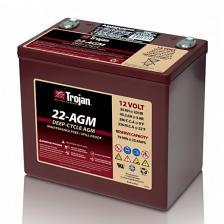 Аккумуляторная батарея Trojan 22 AGM