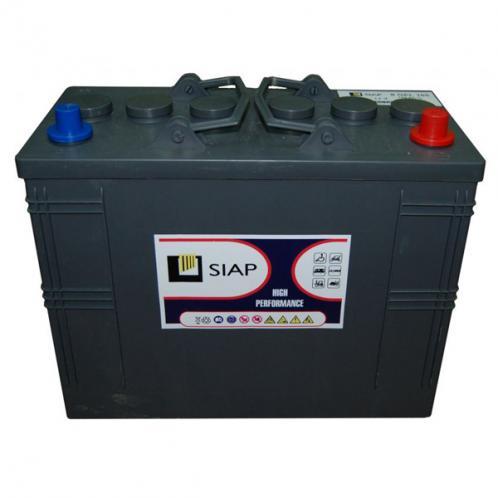 Аккумуляторная батарея SIAP 6 GEL 105