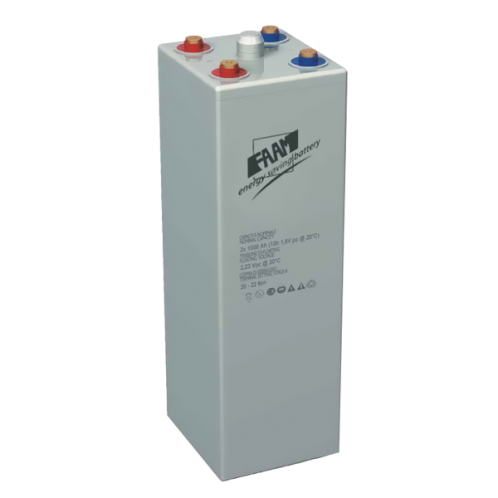 Аккумулятор FAAM 4STG50-2V (4OPzV200-2V) герметичный необслуживаемый