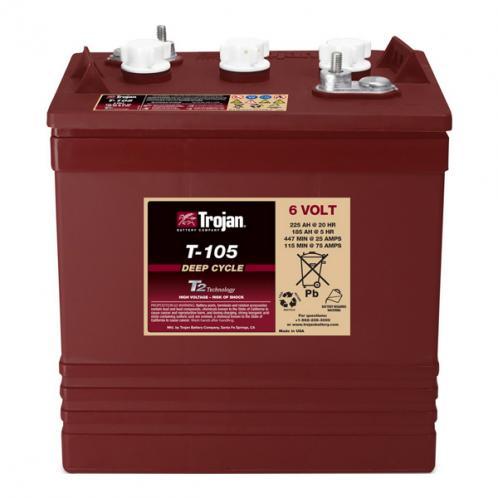 Аккумуляторная батарея Trojan T105