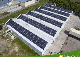 Сетевая СЭС под собственное потребление мощностью 81 кВт, Хмельницкая обл.
