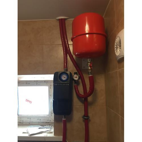 Система гарячого водопостачання 200л, с. Ясногородка