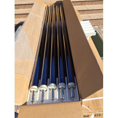 Система гарячого водопостачання и підтримки опалення, с. Рудики