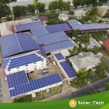 Сколько стоит Промышленная сетевая солнечная электростанция мощностью 500 кВт, Одесская обл. (лето 2019)