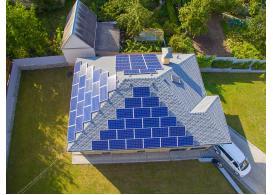 Сетевая солнечная электростанция мощностью 15 кВт г. Бердичев 2