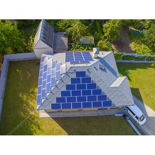 Мережева сонячна електростанція потужністю 15 кВт м. Бердичів 2