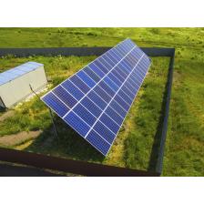 Сколько стоит Сетевая солнечная электростанция мощностью 19,8 кВт г. Борисполь